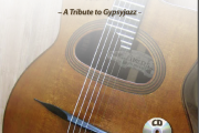 Gypsyjazz Guitar released in english